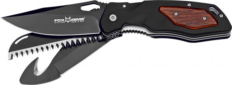 складной многофункциональный нож для рыбалки